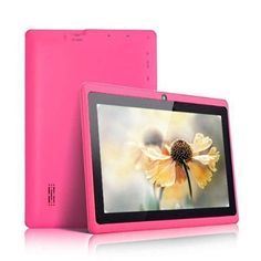 "The 7"" inch LélikTec® A13 Pink Tablet ranks as the fifth most popular tablet currently available in the United Kingdom, according to Amazon.co.uk. This is a great Android tablet for the Style conscious ladies and girls out there."