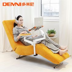 Domini Free shipping Wholesale Ergonomic computer lounge chair reclining computer chair 6 In 1 Color sofa US $549.60