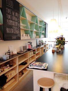 Noen, Leermarkt 24, Mechelen Ontbijt- en lunchbar