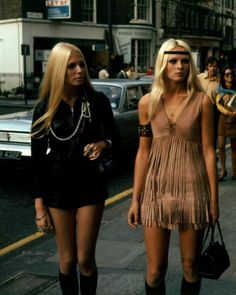 Late 1960s street style