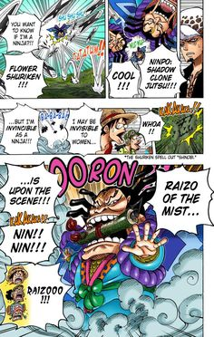 Shuriken, One Piece Anime, Anime Art, Scene, Games, Color, Manga Anime, Dibujo, One Piece Drawing