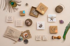 Visual Identity and Design for Kirki, a Jewelery Brand from Greece - World Brand Design Design Visual, Stationary Design, Jewelry Branding, Visual Identity, Handcrafted Jewelry, Greece, Branding Design, Gallery Wall, Presents