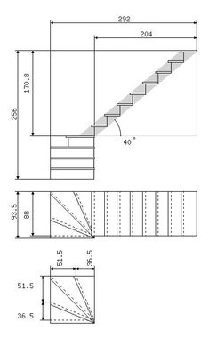 Interior Stair Railing, Staircase Handrail, Staircase Remodel, Loft Stairs, House Stairs, Modern Entrance Door, Modern Wood Furniture, Tiny House Exterior, Building Stairs