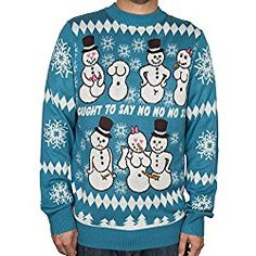 3331b5379d74 64 Best Snowman Ugly Christmas Sweaters images