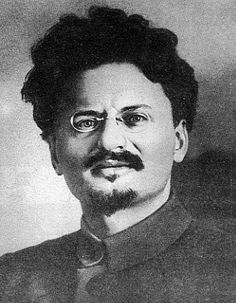 Trotsky - another fanatic.  He was no better than his arch enemy, and eventual executioner, Stalin.