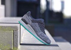 Asics Gel Lyte III Mint Sole | Sneaker FreakerSneaker Freaker
