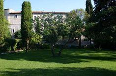 Abbaye La Colle Sur Loup Gardens