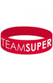 Team Super Wristband Accessory - IISuperwomanII Accessories - Online Store on District Lines