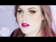 Melt Rust Stack with Smoky liner Makeup Tutorial — rebeccashoresmua.com
