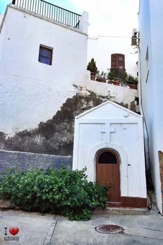 Ermita de las Animas de Canjáyar