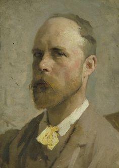 Sir George Clausen, R.A. 1852 - 1944. Royal Academy of Arts ...