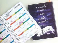 Planificador, agendas personalizadas