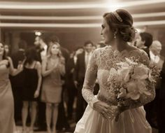 Vestido dos sonhos: detalhes da criação de Lucas Anderi para a noiva Nathalia Francisconi Lima