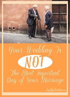 This article comes from Chapter 6 of our Creative Conversation Startersbook, available in ebook or paperback. When you purchase the paperback edition, you'll also get the Kindle edition free! Young couples often get saddled with way too much for their wedding. We've made weddings into massive events with lots of pressure and expectations. A couple …