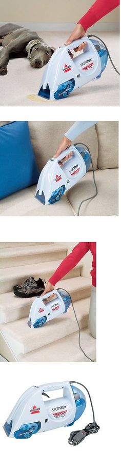 Carpet Shampooers 177746: Carpet Cleaner Shampooer Scrub Rug Cleaning Stain  Handheld Portable Small Home
