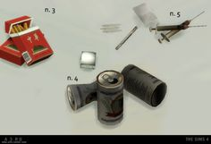 Various Drug Clutter 2 by A3ru.