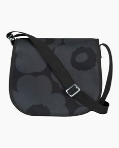 Laukut –Tervetuloa ostoksille - Marimekko Marimekko, Champion, Sally, Saddle Bags, Shoulder Bag, Accessories, Products, Wrapping Gifts, Shopping