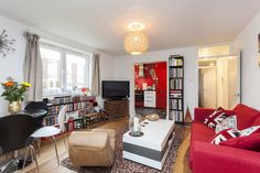 1 bed #flat recently #sold (sstc) in Barons Court: Field Road, W6: £325,000 #property