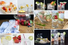 12 Refreshing Spa Water Recipes