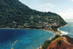Roseau, Dominicia...ah..ah... there is a memory forever etched in my mind...soulful bondin... in Dominica......manale