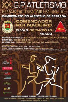 XX Grande Prémio de Atletismo Comendador Rui Nabeiro | Portal Elvasnews