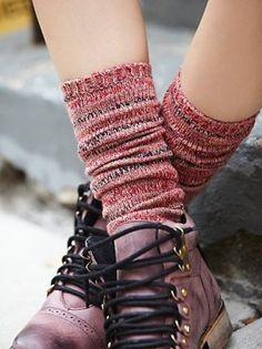 Free People Summit Stripe Sock worn by Scarlett O'Connor on Nashville. Shop it: http://www.pradux.com/free-people-summit-stripe-sock-35665?q=s40