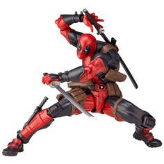 DEADPOOL Marvel Legends X-men Action-Figuren Revoltech Kaiyodo Verison Spielzeug