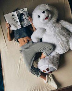 Who else really wants that massive bear? Please!!