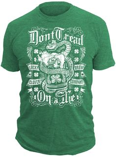 LUCKY CLOVER - Don't Tread On Me T-Shirt