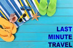 How to Profit on last minute travel deals! Check it Out!
