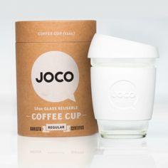 Joco Cups 12oz - White