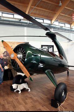 BJJR Bulldog aircraft picture