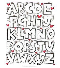 707 likes 40 comments Jessie Arnold (@ mrs.- 707 vind-ik-leuks 40 reacties Jessie Arnold ( op Instagra 707 likes 40 comments Jessie Arnold (@ mrs.arnoldsartroom) on Instagra - Hand Lettering Alphabet, Doodle Lettering, Lettering Styles, Creative Lettering, Calligraphy Letters, Block Lettering, Doodle Alphabet, Fun Fonts Alphabet, Font Styles Alphabet