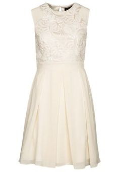 Cocktailkleid / festliches Kleid - cream