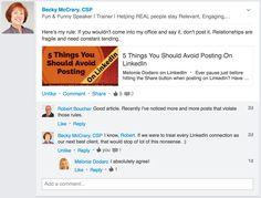 7 Old School Lessons That'll Help You Rock LinkedIn - @socialmedia2day