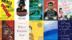 May is Asian American Pacific Islander Heritage Month, and there are plenty of books to crack open in honor of the holiday. Here are a few to start with. American Born Chinese, Asian American, Summer Reading Lists, Beach Reading, Good Books, Books To Read, Amazing Books, Asian Books, Life Quotes Pictures