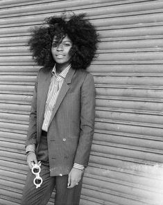 82a3752ac5da Freddie Harrel Afro Channeling My Inner