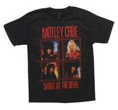 Are you a Motley Crue Fan?   http://www.t-shirts.com/motley-crue-shout-wire-tshirt.html