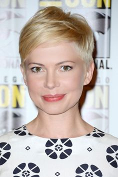Michelle Williams flawless skin