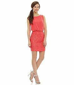 ive tried this one on before and loved how it fit my body please let this dress be mine #Dillards