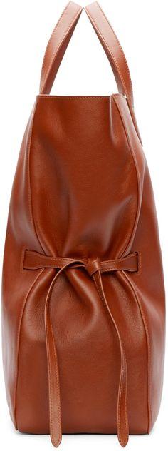 Jil Sander Tan Leather Lace Shopper Tote Clothing, Shoes & Jewelry - women's handbags & wallets - amzn.to/2j9xWYI Clothing, Shoes & Jewelry : Women : Handbags & Wallets http://amzn.to/2lvjsr9