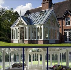Gothic Victorian House | REBATE UK designers and manufacturers of bespoke conservatories ...