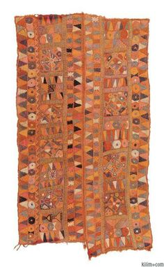 Vintage Arabi Rug, 5 x 8', $1500