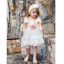 Βαπτιστικό Φόρεμα Ciera Βαπτιση κοριτσιου  Βαπτισηκοριτσιου  κοριτσι   koritsi  vaptisi  vaptistika   733a12e4c7c