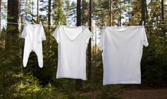 Learn how to keep white clothes white in the laundry and restore dingy or yellowed white clothes to their original brightness.