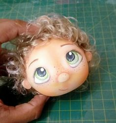 Image gallery – Page 559994534913632014 – Artofit Doll Face Paint, Doll Painting, Doll Eyes, Sewing Dolls, New Dolls, Boy Doll, Doll Hair, Soft Dolls, Fabric Dolls
