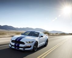 2016 Ford Shelby GT350 Mustang Review - 2015 New Cars Release and Update 2016