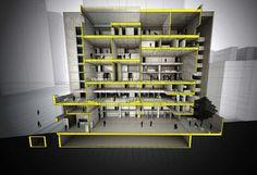 comoVER arquitetura urbanismo - o blog: Praça das Artes: Em Construção [Brasil Arquitetura]