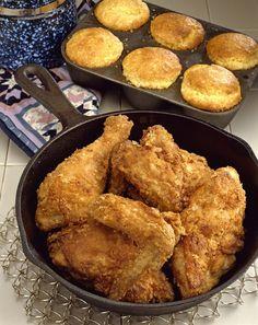 Hidden Valley Fried Chicken Recipe | Hidden Valley®...  ~XOX