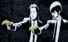 PULP FICTION di Quentin Tarantino. Molte persone della  mia generazione non lo ammetterebbero, perché ora è diventato  di moda parlar male di Tarantino, ma quando sono  andata al cinema nel 1994, mi sono seduta al buio e la musica  è partita… be' quel film mi ha sconvolto. So che Lynch  probabilmente è un cineasta migliore, così come Egoyan e  certamente Haneke, ma sto cercando di essere onesta con  l'emozione del puro piacere. (ZADIE SMITH)